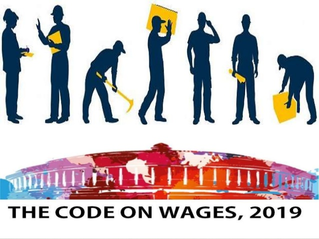 Code on Wages, 2019.